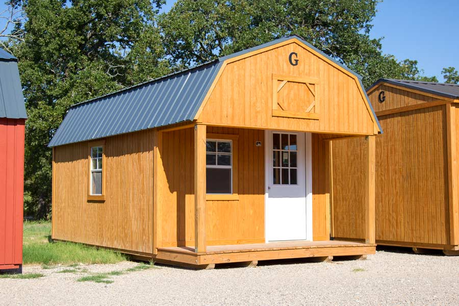 Texas Strong Portable Buildings Offers: